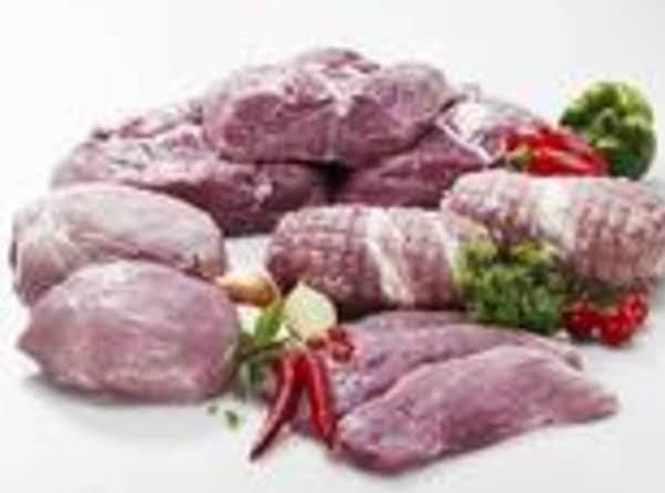 Basic Cuts Of Pork