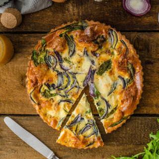Ham Cheese Spinach Quiche Recipes.