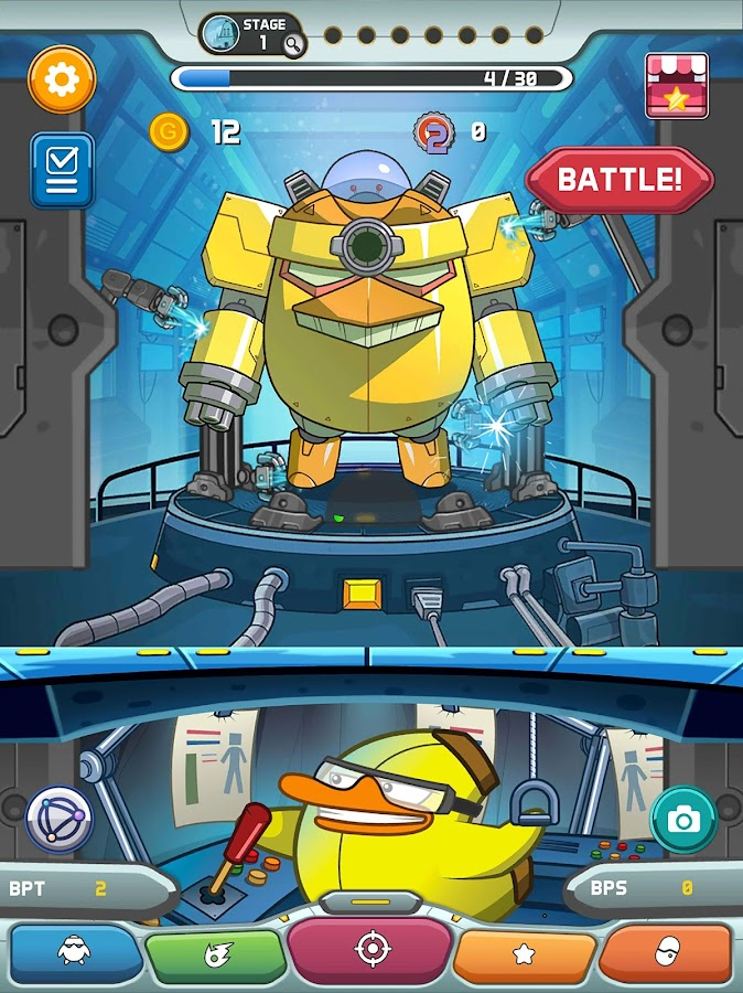 CHIPS: Monster Tap- screenshot