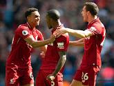 Dembélé, Vertonghen en Alderweireld verliezen in eigen huis van Liverpool