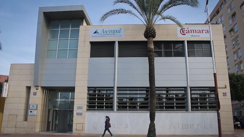 La Cámara de Almería ha participado en el estudio