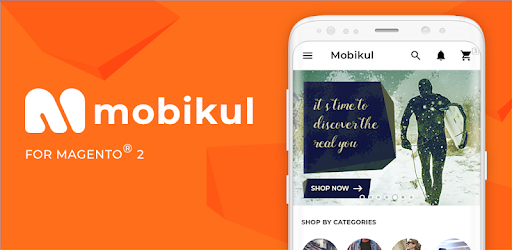 Mobikul Mobile App For Magento 2 - Apps on Google Play