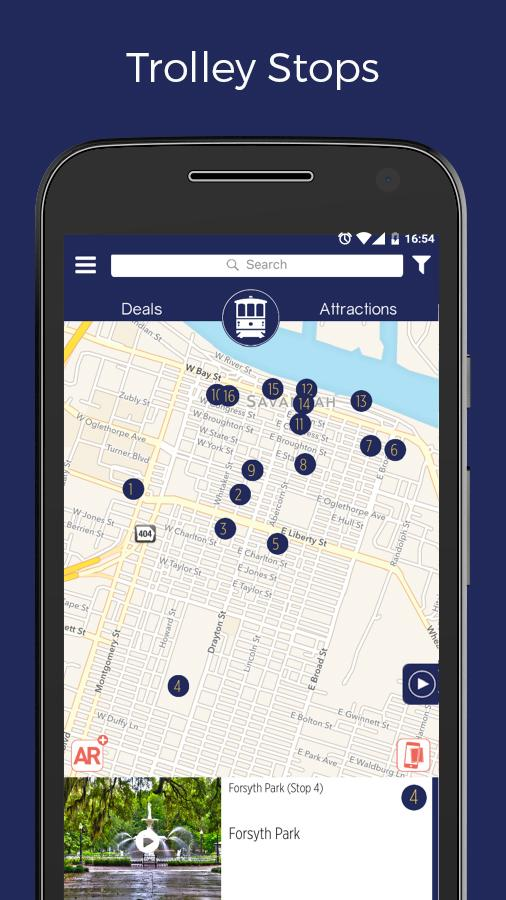 Old Savannah Tours Android Apps on Google Play