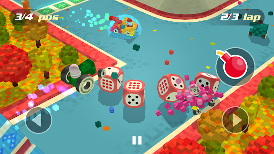 Blocks Racing Screenshot