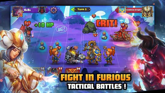 Hack Game HEROES OF MAGIC apk free