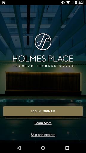 Holmes Place Germany screenshot 1