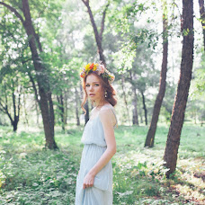 Wedding photographer Natalya Turdakova (NatalieSnow). Photo of 01.08.2015