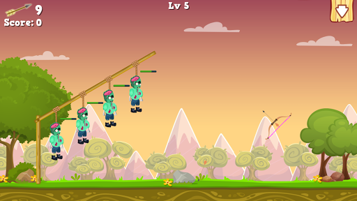 Zombie archery bowmaster 1.1 screenshots 5