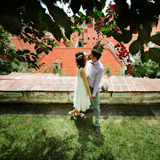 Wedding photographer Yulya Pushkareva (feelgood). Photo of 16.07.2015