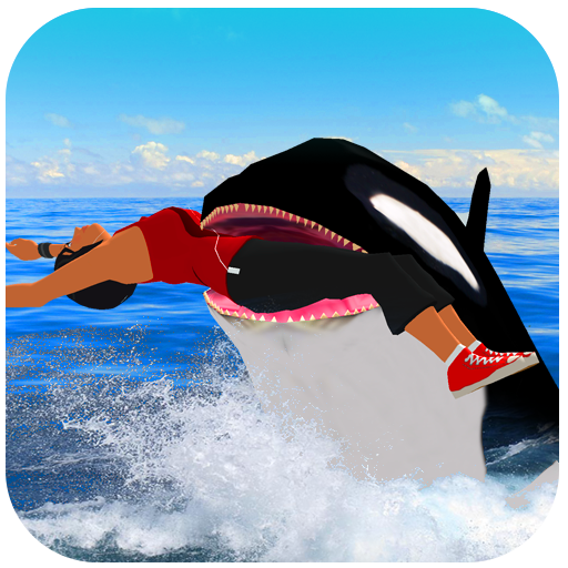 Angry Whale Attack Sim 3D