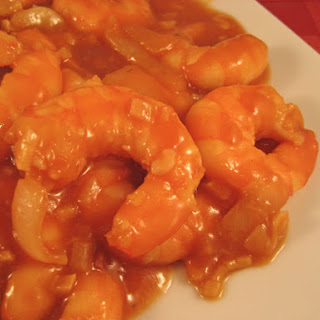 Shrimp With Red Sauce Recipes