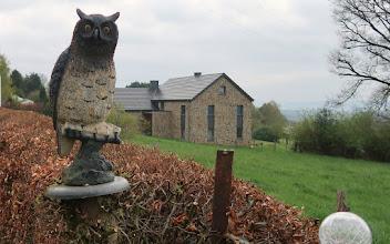 Photo: La maison aux hiboux grand-duc
