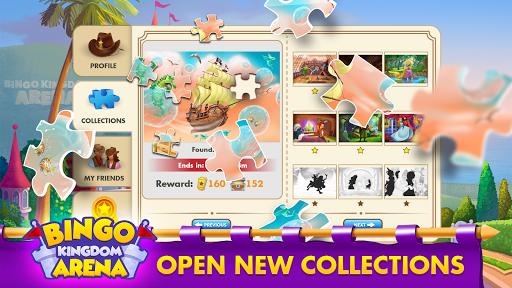 Bingo Kingdom Arena: Free Bingo Game u2013 Live Bingo 0.003.206 screenshots 3