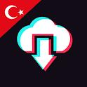 Türkçe - TikTok Video İndirici icon