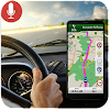 Voix GPS Navigation & Maps Tracker