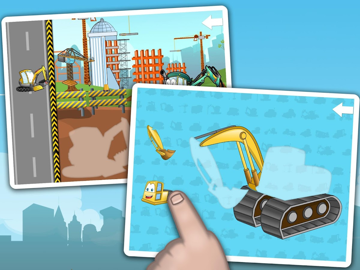 kids construction vehicles android apps on google play