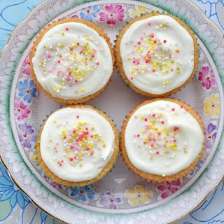 Iced Buns/fairy Cakes