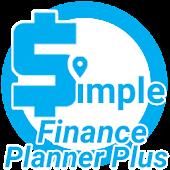 Simple Finance Planner Plus