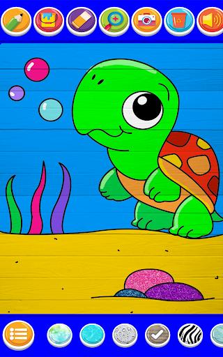 Coloring Games : PreSchool Coloring Book for kids 2.8 screenshots 8