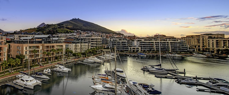 The V&A Waterfront in Cape Town. Picture: SUPPLIED