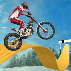Dead Bike stunt: impossible stunt 2019: free game