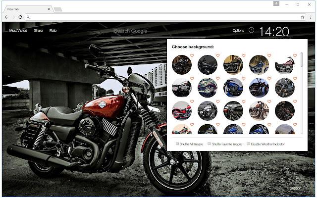 Harley Davidson Wallpaper Motorcycles New Tab