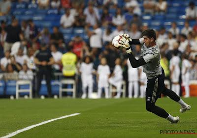 Thibaut Courtois évoque la concurrence avec Keylor Navas au Real Madrid