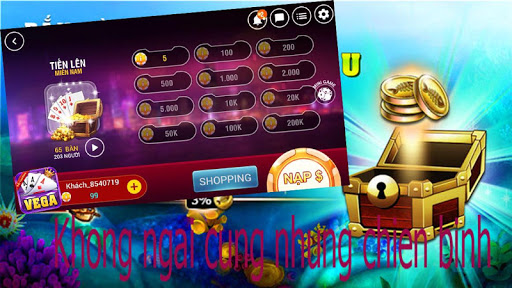 VEGA - Game danh bai doi thuong 1.1.4 1