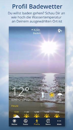 Wetter.de screenshot 4