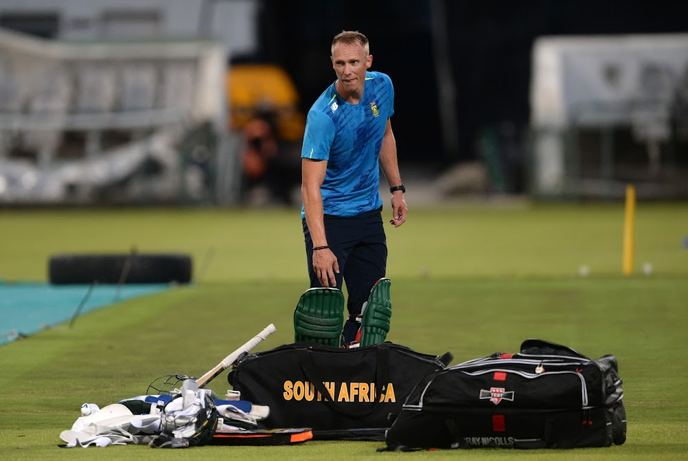 Van der Dussen says the upheaval that played out at Cricket SA for months was far from ideal