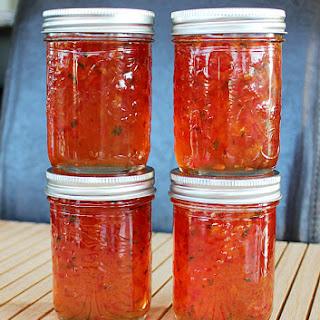 Peppered Jalapeño Jelly.