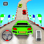 Car Racing Stunt Game - Mega Ramp Car Stunt Games