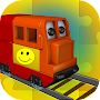 Happy Train Jigsaw Puzzle: Train games