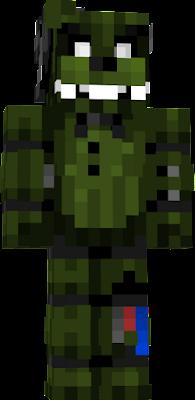 Phantom Freddy (Legs) FNaF 3