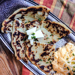 (Tattie) Potato Scones