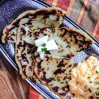(Tattie) Potato Scones.
