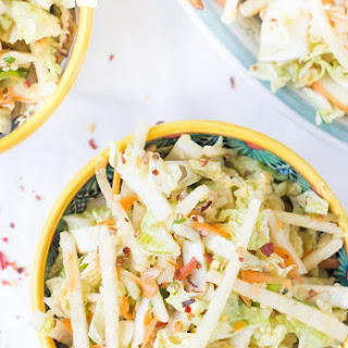 Summertime Asian Quinoa Slaw