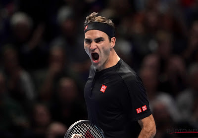 Roger Federer op cruise control door naar de volgende ronde na vlotte zege tegen Steve Johnson