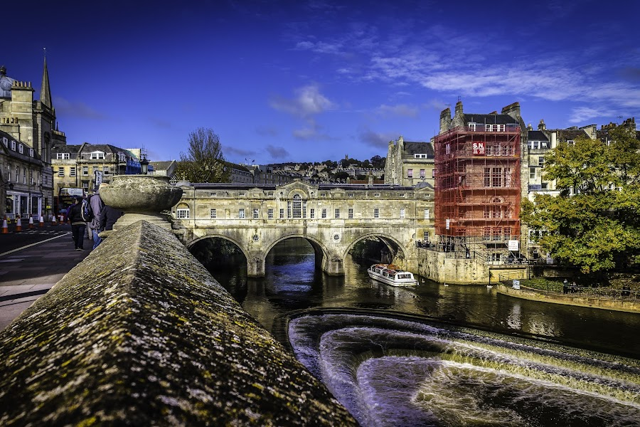 UK - Bath by Charles Ong - Buildings & Architecture Public & Historical (  )