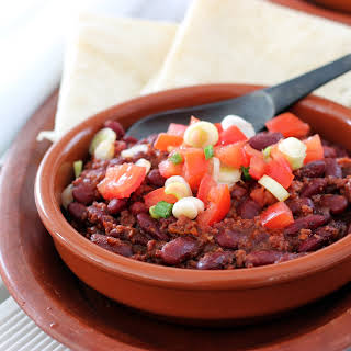 Texas Chili Beans.