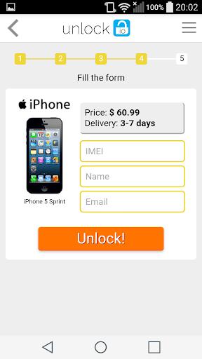 SIM Unlock Sprint & Boost Mobile  screenshots 4