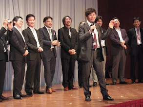 Photo: 次回は新潟ですね佐藤会長