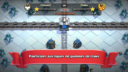 Clash of Clans  captures d'u00e9cran 2