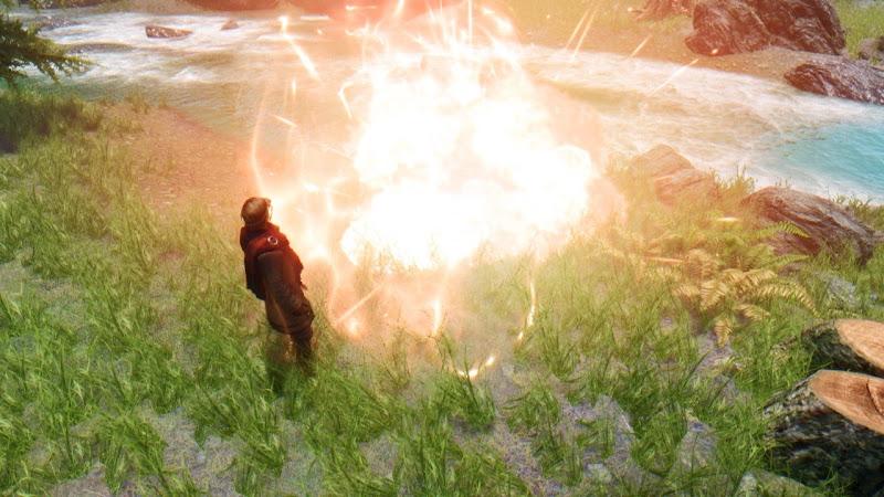爆発します
