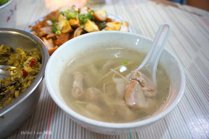 內行人麵攤,永興街小吃-7