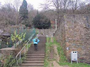 Photo: en hier zijn de volgende trappen al op Mont VanBueren