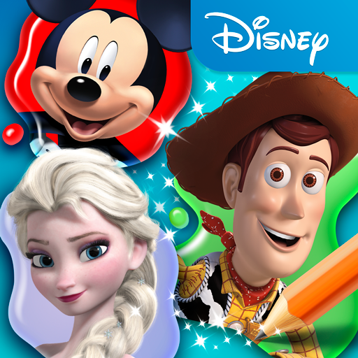 Disney Coloring World 3.0.0 APK for Android