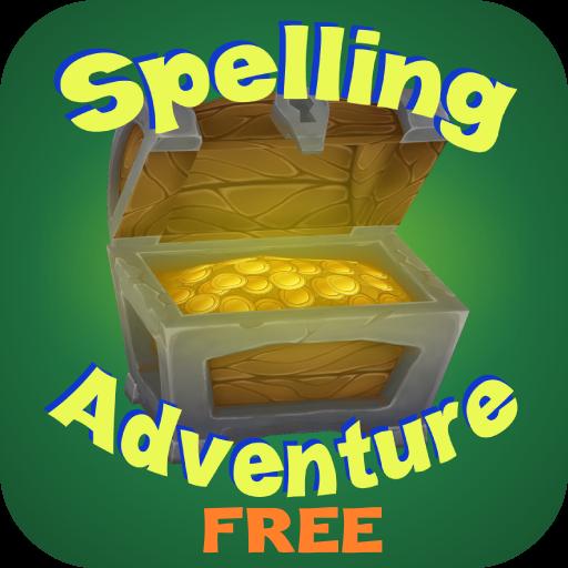 Spelling Adventure Free 教育 LOGO-玩APPs