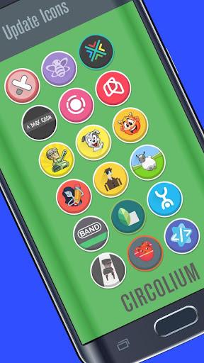 Circolium Icon Pack