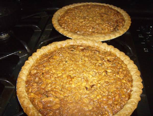 Briana's Favorite Pecan Pie